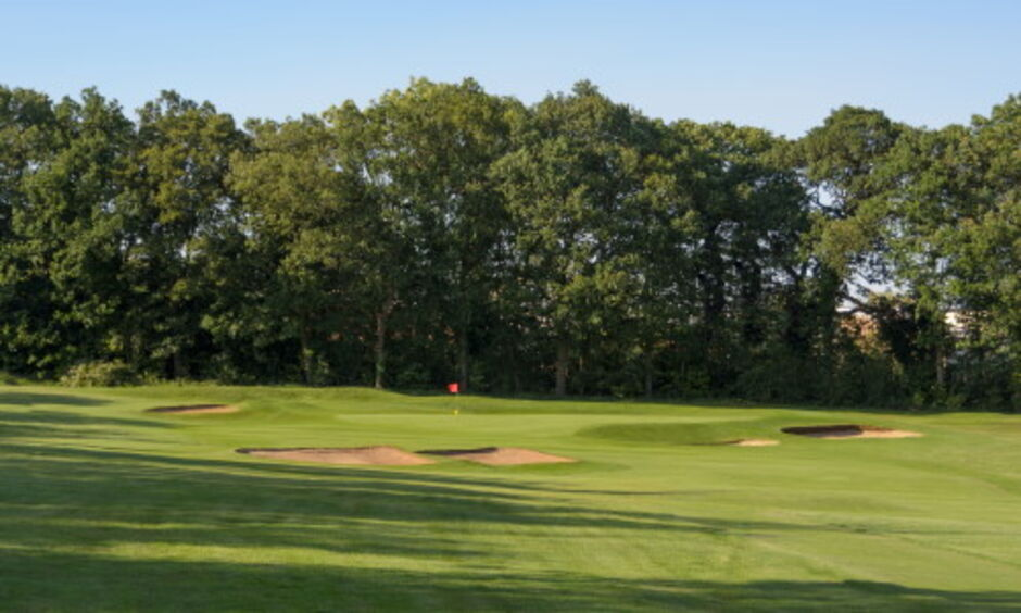 Finchley Golf Course